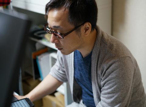 株式会社ツールラボ 代表取締役社長:青島