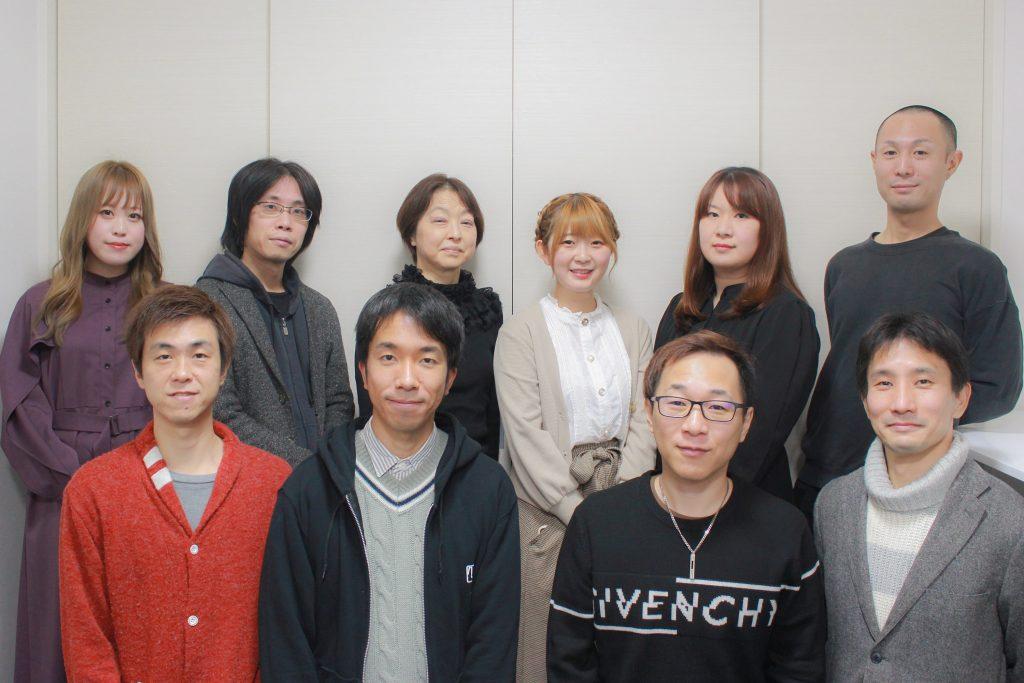 ツールラボ名古屋オフィス メンバー一同